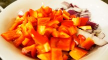 bell-pepper-and-red-onion-chopped