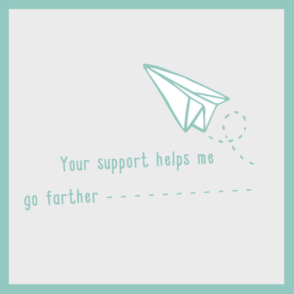 your-support-helps-me-go-farther